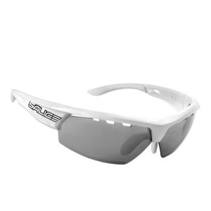 Salice 005 RW Sports Sunglasses - White/Mirror