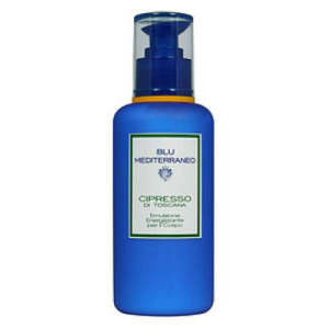 Acqua di Parma blu mediterraneo cipresso invigorating body emulsion 200ml