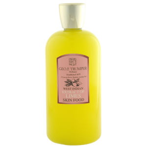 Trumpers Limes Skin Food - 500ml Travel