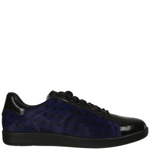 Paul Smith Women's Trainer Shoes - Rabbit - Indigo/Black