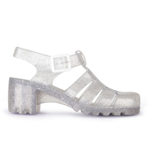 JuJu Women's Babe Heeled Jelly Sandals - Multi Glitter