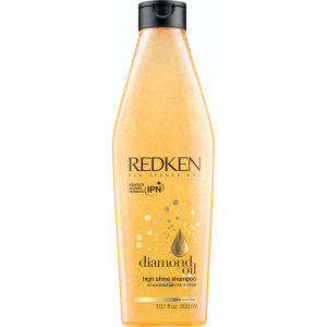 Champú súper brillo Redken Diamond Oil High Shine Shampoo (300ml)