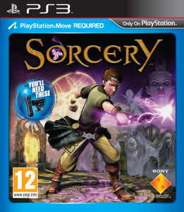 Sorcery (Playstation Move)