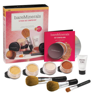bareMinerals 9 Piece Get Started™ Complexion Kit (Light) - Worth £108.00