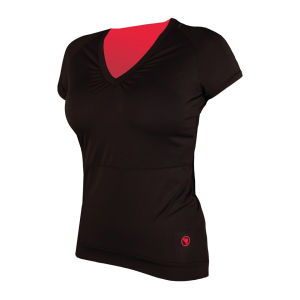 Endura Women's V Sport Cycling Tee