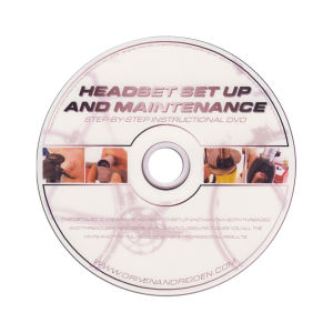 Maintenance DVD - Headset Setup