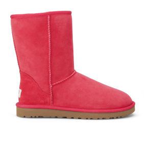 UGG Australia Women's Classic Short Boots - Hibiscus