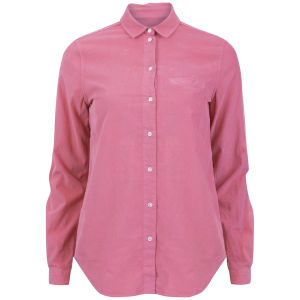 YMC Women's Lightweight Needle Shirt - Rose