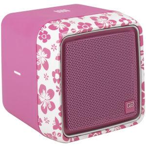 Q2 Wi-Fi Internet-Radio mit Full-Motion - Kipp- und Neigungs-Steuerung, pink