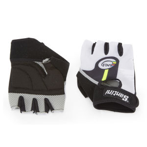 Uci Rainbow Fashion Line Race Gloves - Black
