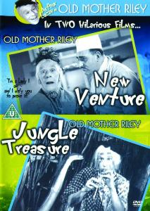 Old Mother Riley - New Adventure / Jungle Adventure