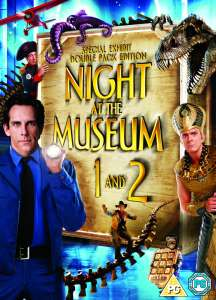 Night at the Museum / Night at the Museum 2: Escape from the Smithsonian