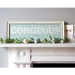 Sideshow Design Gorgeous Unframed Print-Eau De Nil