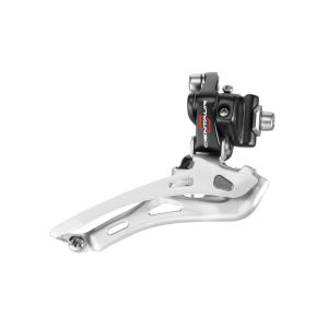 Campagnolo Centaur Front Derailleur 10 Speed - Black/Red
