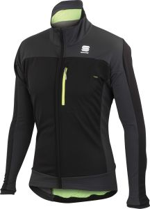 Sportful Protest Softshell Jacket - Black/Anthracite