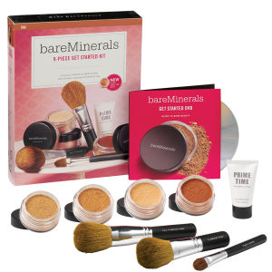 bareMinerals 9 Piece Get Started™ Complexion Kit (Tan) - Worth £108.00
