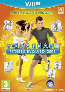 Your Shape Fitness Evolved 2013 (Wii U)