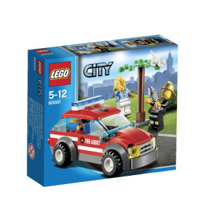 LEGO City: Fire Chief Car (60001)