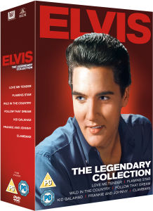 Elvis: The Legendary Collection