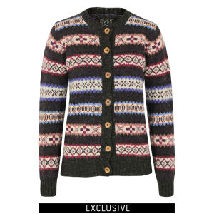 Howlin' by Morrison Women's Miss Gordon Cardigan - Rose