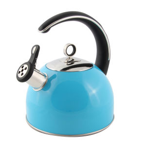 Morphy Richards Accents 2.5 Litre Whistling Kettle - Blue
