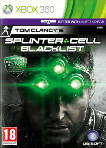 Splinter Cell Blacklist: Upper Echelon Edition With Steelbook