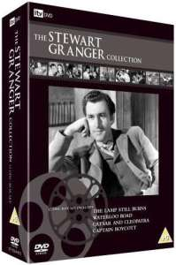The Stewart Granger Collection [Box Set]