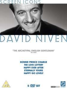 David Niven Box Set