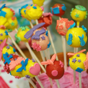 Cake Pop Making Class for One