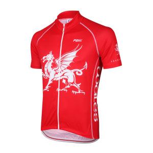 PBK Wales Flag Cycling Jersey