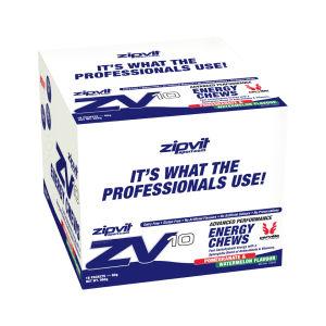 ZipVit ZV10 Energy Chews - Box of 16 Sachets