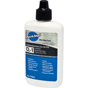 Park Tool CL-1 Synthetic Blend Chain Lube with PTFE
