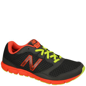 New Balance Men's M630 v2 Speed Running Trainer - Black/Orange