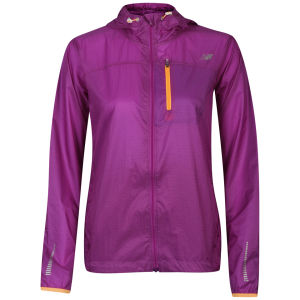 New Balance Women's Impact Jacket - Pink