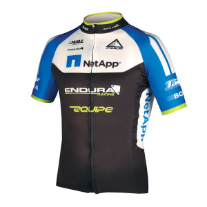 Team NetApp Endura Replica Jersey - Blue