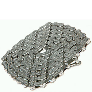 Taya Deca 101 116L 10 Speed Bicycle Chain - Silver/Black
