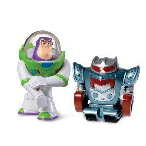 Toy Story 3: Buddy Pack Sparks and Laser Buzz Lightyear