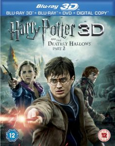 Harry Potter and the Deathly Hallows: Part 2 3D (Includes 2D Version)