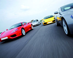Supercar Driving Thrill - Weekends