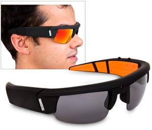 Immortal Video Recording Sunglasses
