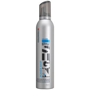 Goldwell Stylesign Power Whip Strengthening Volume Mousse (300ml)