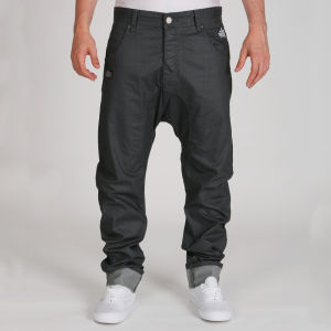 Rock & Revival Men's Medic Jeans - Charcoal