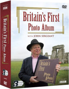 Britains First Photo Album with John Sergeant