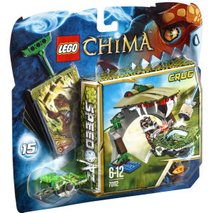 LEGO Legends of Chima: Croc Chomp (70112)