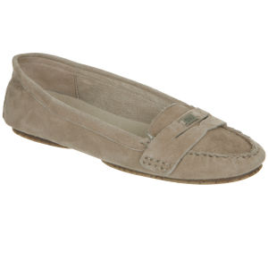 EMU Women's Alvie Ballet Pump - Putty