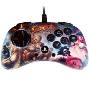 Street Fighter x Tekken Fight Pad: Poison EU