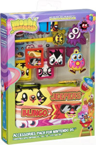 Moshi Monsters Moshlings: 10-in-1 Accessory Kit (Nintendo 3DS, DSi, DS Lite)