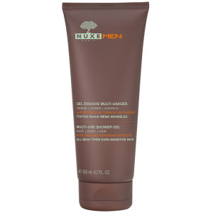 Gel de ducha multifunción NUXE Men 200 ml