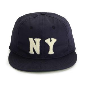 Ebbets Field Flannels New York Yankees NY Cap - Navy