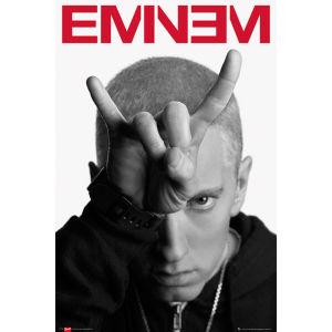 Eminem Horns - Maxi Poster - 61 x 91.5cm